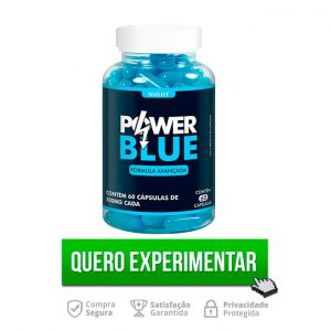 Maca Peruana Power Blue